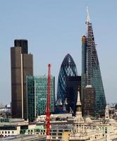 City of London one of the leading centres of global finance photo