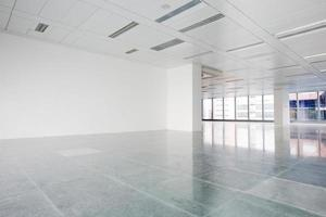 empty office building