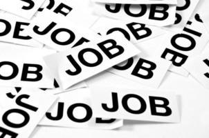 Job offer photo
