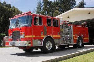 appareil d'incendie