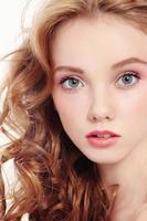 Redhead beauty photo
