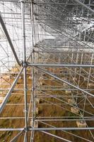construção em alumínio