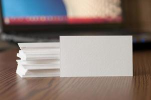 Business Card Visualization Template