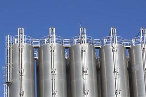 silos industriels
