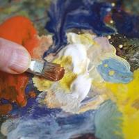 Artist Palette photo