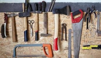 old tools photo