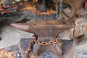 Blacksmith's Anvil - Colvin Mill Virginia