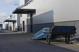 Distrito industrial foto