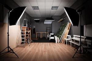 Photographic studio photo