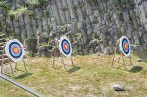 old target photo