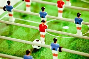 table football photo