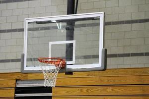 Basketball Goal as Symbolism for a Life Goal photo