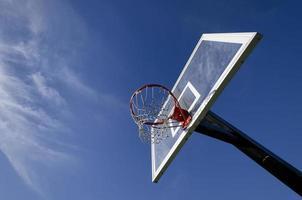 Hoop from Below
