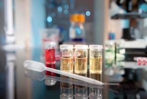 muestras de cultivo bacteriano