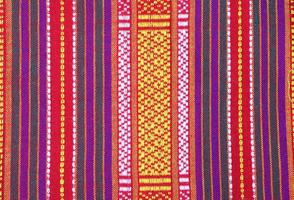 Thaise zijde stof patroon achtergrond