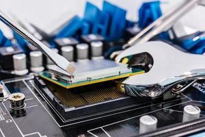 reparación de ordenador