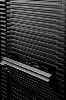 caja de la computadora negro