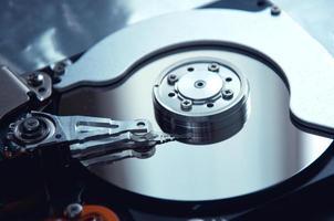 disco duro de la computadora