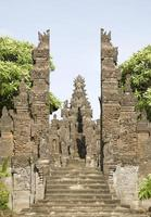 Bali temple 3 photo