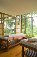 Spa open nature room photo