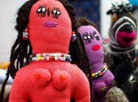 muñeca de trapo mexicana