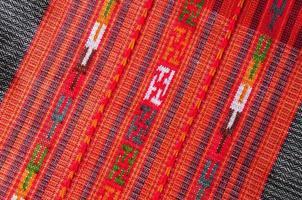 Kullu shawl,Himachal Pradesh,India. photo
