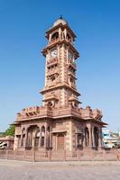 torre del reloj, jodhpur foto