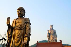 Estatua de Buda foto