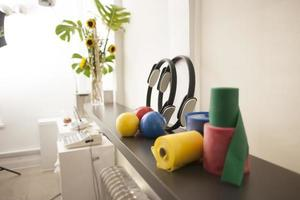Physiotherapy equipment photo