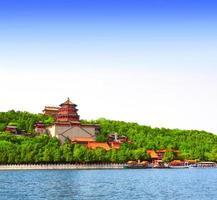 palacio de verano en beijing, china