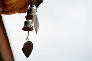 campanas budistas foto