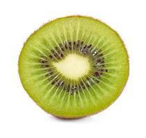 kiwi fruit isolated on white background