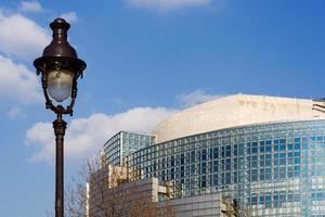The Bastille opera
