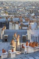 Los tejados de París.