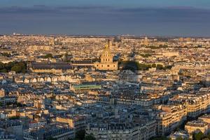 panorama paris foto