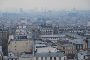 Paris cinzenta