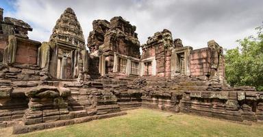 Ancient Historical Park Asian temples and culture