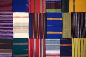 Lombok textile photo
