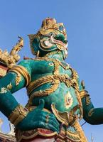 estatua gigante de Tailandia foto