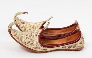 zapatos árabes foto