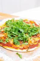 Homemade Pizza photo