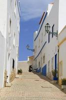 Albufeira in Algarve, Portugal.