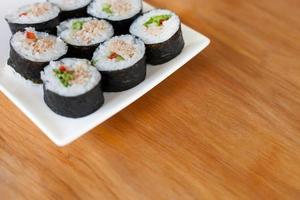 Sushi Platter photo