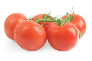 foto de primer plano de tomates