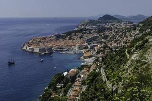 Dubrovnik - casco antiguo foto