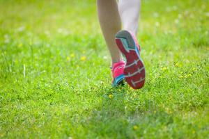 Läuferbeine