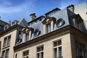 Parijs herenhuis