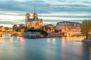 Notre Dame - Paris photo