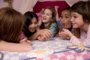 Slumber Party Giggles