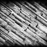 panel de tablones de madera